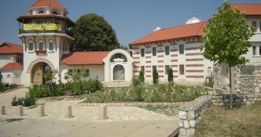 16 istorici şi cercetători la mânăstirea Dervent