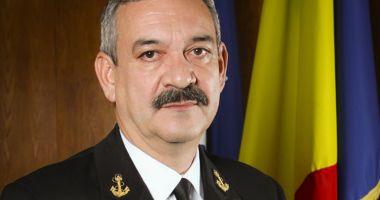 Șeful Statului Major al Forțelor Navale, viceamiral Alexandru Mîrșu, trecut în rezervă