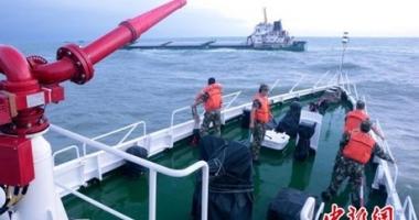 16 marinari de pe un cargou chinezesc în pericol au fost salvaţi