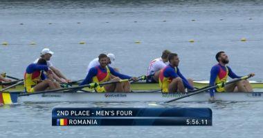 Nouă echipaje româneşti vor lupta pentru medalii în finalele de duminică, la Europene