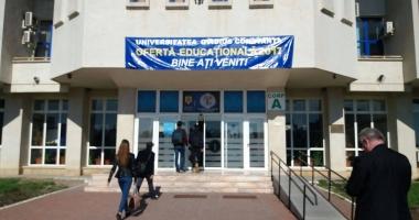 FOTO. Zilele Porţilor Deschise la Universitatea