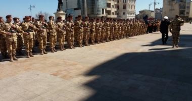 FOTO-VIDEO. Militarii