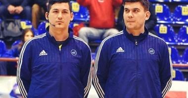 Doi arbitri constănţeni, delegaţi  la Festivalul Olimpic de Tineret
