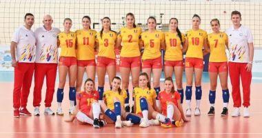 Volei / Adversarele României la Campionatul Mondial de junioare U18