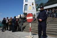 Jandarmii de la instanţe, în pericol de a-şi pierde locurile de muncă?