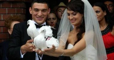 Amanta lui Keşeru, scandal monstru cu soţul