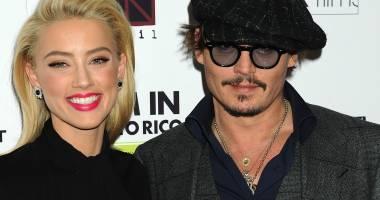 """Proaspăt căsătorit, Johnny Depp este pus la """"treabă"""" de tânăra soţie"""