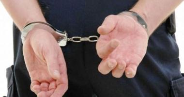 Reţinut de poliţiştii constănţeni după ce a furat un televizor