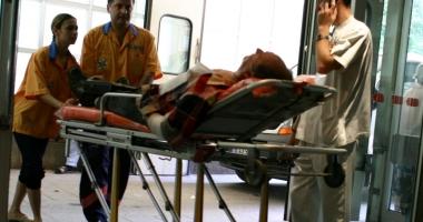 SPITALUL LUAT CU ASALT. Peste 2000 de pacienţi la UPU, de Rusalii