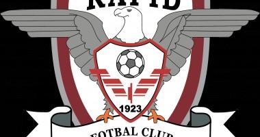 FC RAPID are un nou preşedinte
