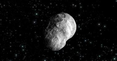 Un asteroid cât o casă va trece