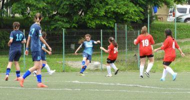 Fotbal feminin / CS Universitatea Alexandria, adversara Selenei SN Constanţa