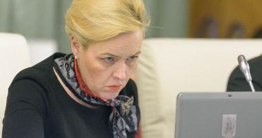 Carmen Dan: Nu mă consult cu Liviu Dragnea privid deciziile care se iau la nivelul MAI