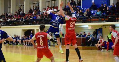 GALERIE FOTO / HC Dobrogea Sud Constanța, victorie în partida cu HC Vaslui