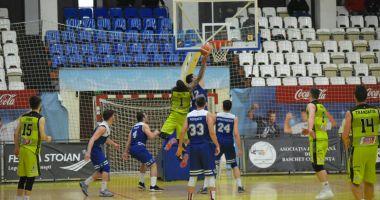 GALERIE FOTO / BC Athletic Constanța, victorie de senzație împotriva CSO Voluntari