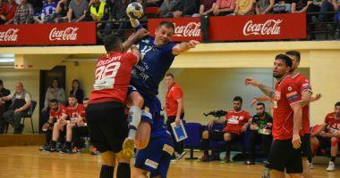 GALERIE FOTO / HC Dobrogea Sud Constanța, victorie în fața CS Dinamo Bucuresti