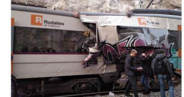 TRAGEDIE FEROVIARĂ lângă Barcelona. Doi români, implicați