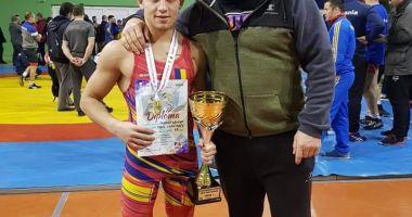 Medalie importantă pentru sportivul constănțean Răzvan Arnăut