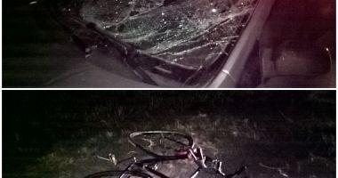 Grav accident rutier la Constanța! Victima, un biciclist