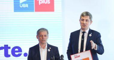 Barna: USR va începe negocierile pentru moţiunea de cenzură