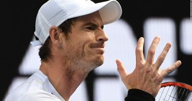 Veşti proaste din tenis. Decizie radicală, luată de Andy Murray