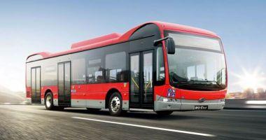 20 de autobuze electrice vor ajunge, anul viitor, la Constanţa