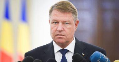 Preşedinţia critică rectificarea bugetară: Guvernul îl împiedică pe Klaus Iohannis să-şi îndeplinească atribuţiile constituţionale