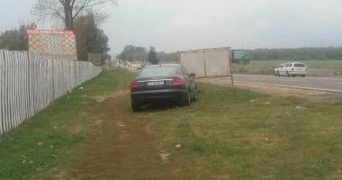 Şoferul drogat care a condus pe contrasens cu permisul suspendat a fost reţinut