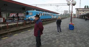 Atacați și jefuiți în tren sau pe peronul gării, în județul Constanța