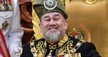 Regele Malaeziei a abdicat