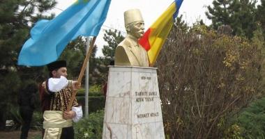 Poetul național tătar Mehmet Niyazi, comemorat de UDTTMR, la Medgidia