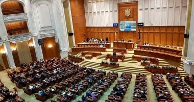 Bugetul de stat pe 2018 intră în dezbaterea Parlamentului. Opoziţia pregăteşte mii de amendamente
