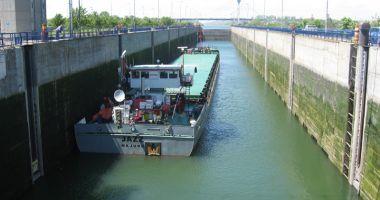 22.511 unități navale au tranzitat canalele Dunăre - Marea Neagră și Poarta Albă - Năvodari, în 2018