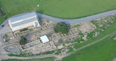 Arheologie. A fost descoperit un sanctuar dedicat zeului Mithra