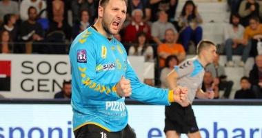 Fostul portar al HCM-ului, Mihai Popescu, ales din nou cel mai valoros handbalist român
