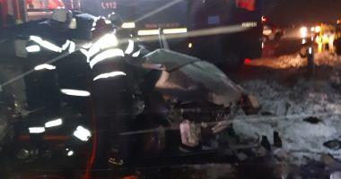 Accident grav în Topraisar. O persoană a decedat