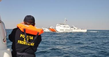 Garda de Coastă a organizat un exerciţiu complex, la Constanţa