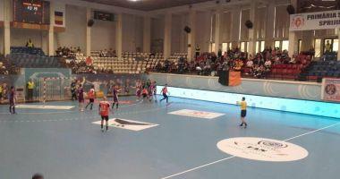 Final Four / Final de meci! SCM Politehnica Timişoara, victorie cu CS Minaur Baia Mare