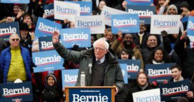 Bernie Sanders îşi lansează campania electorală şi îl califică pe Donald Trump drept