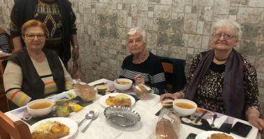 Seniorii de la Căminul pentru Persoane Vârstnice au sărbătorit Ziua Dobrogei