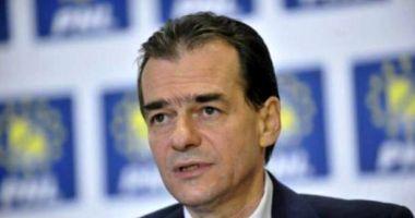 Ludovic Orban: PNL cere audierea premierului în Camera Deputaților