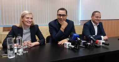 Foto : Adio PSD! Deputatul Mircea Dobre se alătură lui Victor Ponta