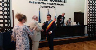 UPDATE. Consilierii locali din Constanţa, în şedinţă. PNL ÎL TAXEAZĂ PE FĂGĂDĂU!