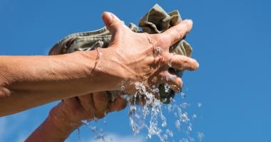 Când vine apa rece pe strada Soveja din Constanţa