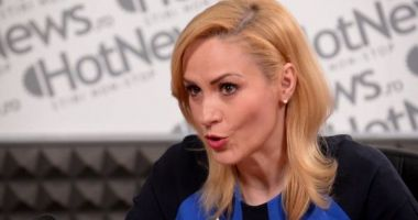 """Gabriela Firea, resemnată: """"Sunt afectată uman, nu politic"""""""