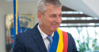 Florentin Pandele şi-a anunţat candidatura la preşedinţia României