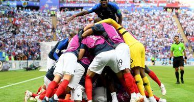 GALERIE FOTO / CM 2018. Franţa, prima echipă calificată în sferturi, după 4-3 cu Argentina