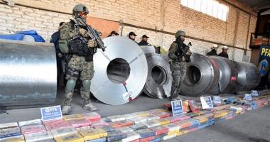 370 kg de cocaină au fost confiscate în portul Montreal