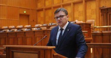 Fostul ministru al Muncii, Marius Budăi: Am votat pentru o Românie demnă în Europa