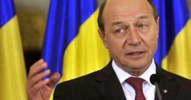 Traian Băsescu, despre realegerea lui Iohannis: